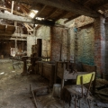 Urbex - Atelier Mosaique 05