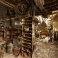 Urbex - Atelier Mosaique 13