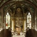 Urbex - Chapelle de la Rose 15