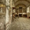 Urbex - Eglise du Solitaire 5