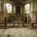 Urbex - Eglise du Solitaire 14