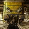 Urbex - Depot SNCB Monceau 14