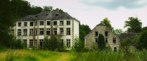 Urbex - Chateau Marteau