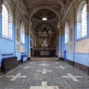 Urbex - Eglise école devant