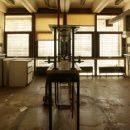 Urbex - Science labs