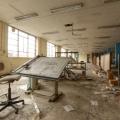 Urbex - Ateliers Centraux 16
