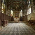 Urbex - Chapelle de la Rose 04