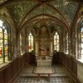 Urbex - Chapelle de la Rose 13