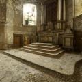 Urbex - Eglise du Solitaire 3