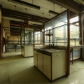 Urbex - Science labs 09